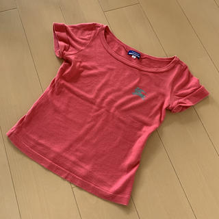 BURBERRY BLUE LABEL - バーバリーブルーレーベル★Tシャツ★