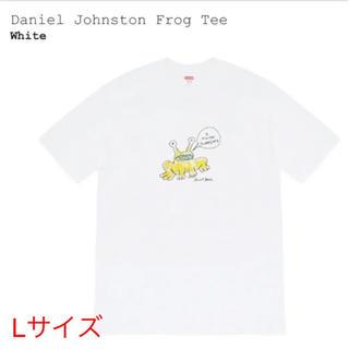 シュプリーム(Supreme)のSupreme Tee Daniel Johnston Frog (Tシャツ/カットソー(半袖/袖なし))