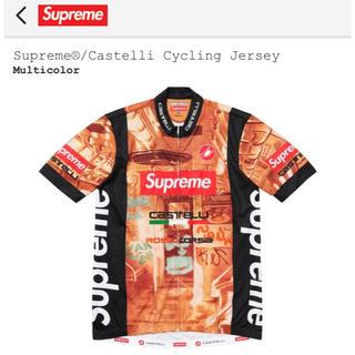 Supreme - Supreme®︎/Castelli Cycling Jersey