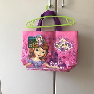 ディズニー(Disney)の新品タグ付 ソフィア  プールバック(トートバッグ)