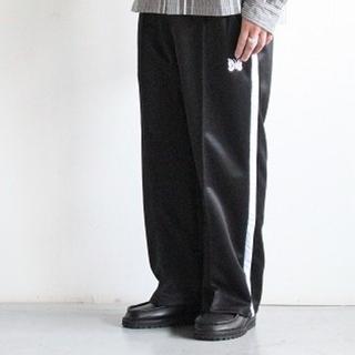 Needles - needles Side Line Center Seam Pant ブラック