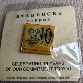 Starbucks Coffee - STARBUCKSピンバッジ 10