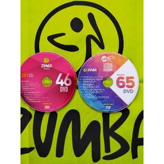 ズンバ(Zumba)のいずみん5672さま専用 ZUMBA ズンバ ZIN46 ZIN65 DVD(スポーツ/フィットネス)