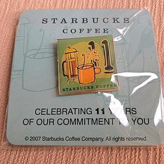 Starbucks Coffee - STARBUCKS ピンバッジ 11