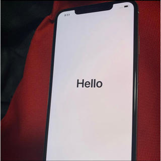 Apple - xs max 64gb 赤ロム