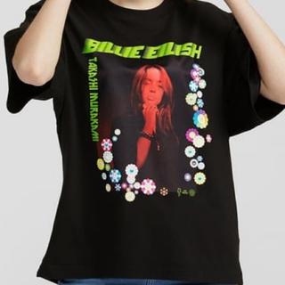 ユニクロ(UNIQLO)の【M】ユニクロ ビリーアイリッシュ×村上隆 UT Tシャツ(Tシャツ(半袖/袖なし))