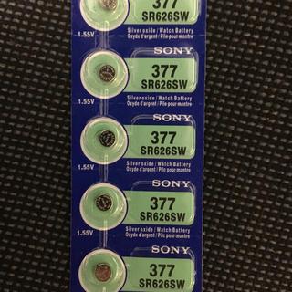 SR626SW 5個セット(腕時計(アナログ))