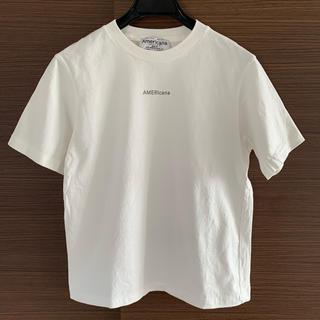 アクアガール 別注 【AMERICANA 】アメリカーナ Tシャツ