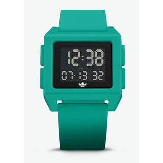 アディダス(adidas)のAdidas Watches 時計 Z153185 グリーン(腕時計(デジタル))