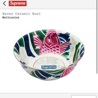 シュプリーム(Supreme)のSupreme Waves Ceramic Bowl ボウル(食器)