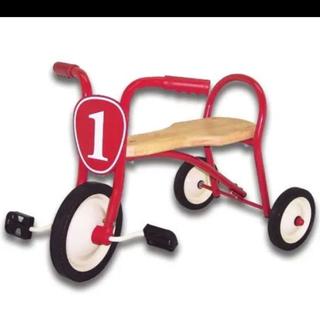 クラシック三輪車 未使用品(三輪車)