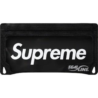 シュプリーム(Supreme)のSupreme20ss week14 Waterproof case 黒  送込(ポーチ)