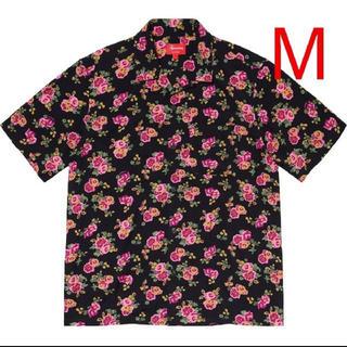 Supreme - Supreme  Floral Rayon S/S Shirt