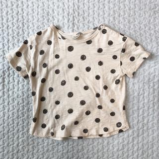 futafuta - テータテート ドットTシャツ 双子