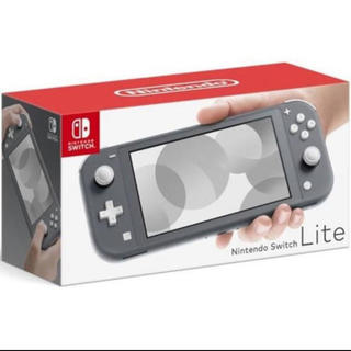 Nintendo Switch - nitendo switch ニンテンドー スイッチ グレー