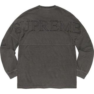 シュプリーム(Supreme)のXLサイズ Supreme Overdyed L/S Top(Tシャツ/カットソー(七分/長袖))