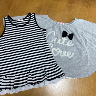 シマムラ(しまむら)の女の子 130  最終値下げ(Tシャツ/カットソー)