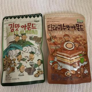 トムズ(TOMS)の韓国 アーモンド お菓子 お土産(菓子/デザート)