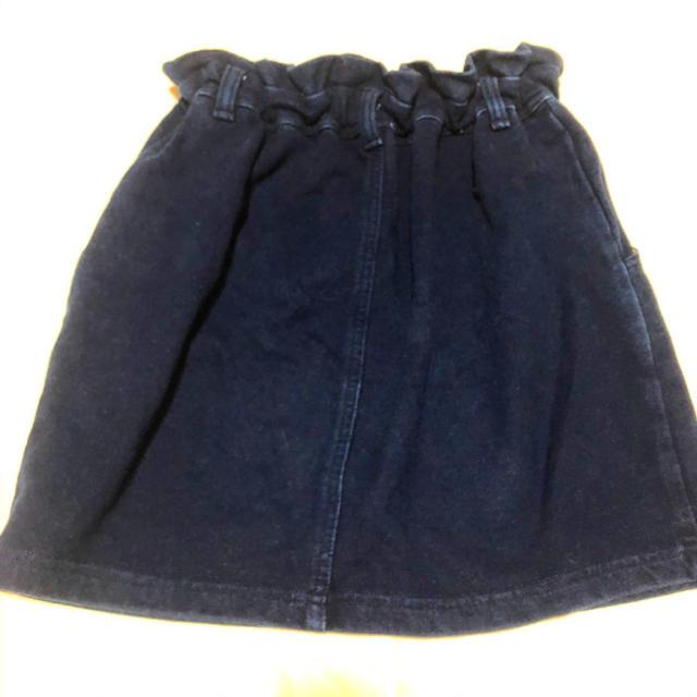 archives(アルシーヴ)のarchives デニムミニスカート レディースのスカート(ミニスカート)の商品写真