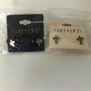 フォーエバートゥエンティーワン(FOREVER 21)のForever21 ピアス 新品未使用(ピアス)