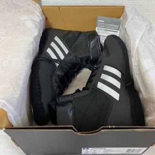 アディダス(adidas)のアディダス レスリングシューズ 24センチ(シューズ)