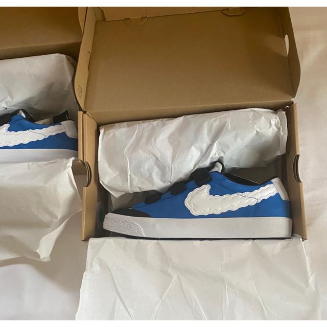 NIKE(ナイキ)のNIKE SB ZOOM BLAZER AC XT ISO KEVIN メンズの靴/シューズ(スニーカー)の商品写真