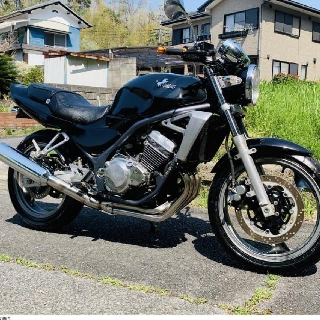 カワサキ(カワサキ)の《SALE》 KAWASAKI バリオス1型  自動車/バイクのバイク(車体)の商品写真