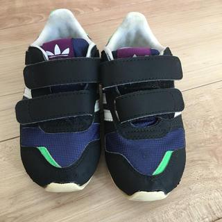 アディダス(adidas)のadidas アディダス スニーカー 13cm(スニーカー)
