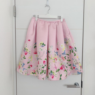 Chesty - chesty チェスティ 花柄 フラワー スカート