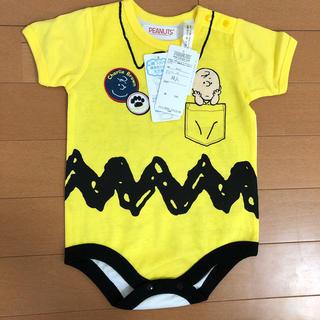 PEANUTS - ⭐️子供服 スヌーピー ロンパース サイズは70cm