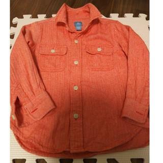 ベビーギャップ(babyGAP)のベビーGAP シャツ 100(Tシャツ/カットソー)