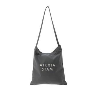 アリシアスタン(ALEXIA STAM)のSTAY HOMEキャンペーンのノベルティー#4(トートバッグ)
