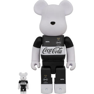 エフシーアールビー(F.C.R.B.)のBE@RBRICK COCA-COLA F.C.Real 100% & 400%(その他)