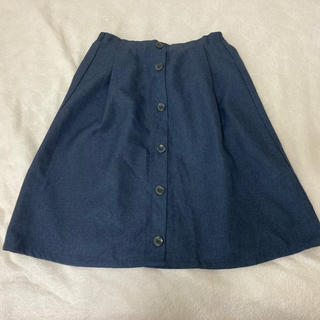 シマムラ(しまむら)のしまむら スカート(ひざ丈スカート)