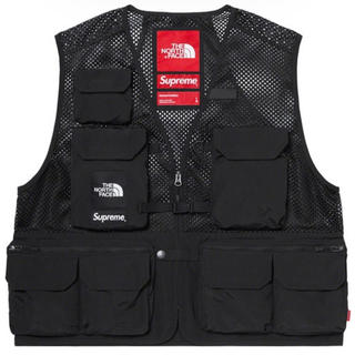 シュプリーム(Supreme)のThe North Face Cargo Vest Mサイズ(ベスト)