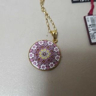 アビステ(ABISTE)のアビステのベネチアンガラスのネックレス(ネックレス)