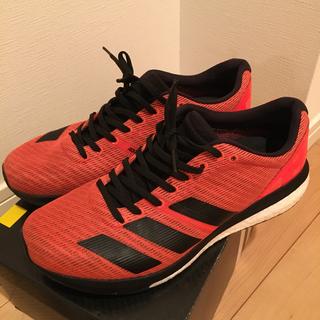 アディダス(adidas)のアディダス アディゼロ ボストン  26.5cm ランニングシューズ(シューズ)