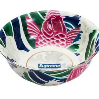 シュプリーム(Supreme)のsupreme Waves Ceramic Bowl セラミック ボウル(食器)