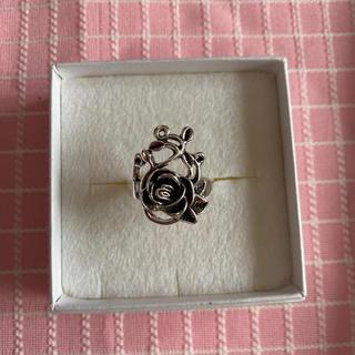 未使用 リング薔薇(≧∇≦*)(リング(指輪))