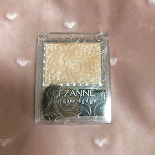 セザンヌケショウヒン(CEZANNE(セザンヌ化粧品))の値下げ不可*セザンヌ ハイライト 01(フェイスパウダー)