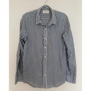 TOMORROWLAND - メンズシャツ 夏シャツ シャツ ストライプシャツ 美品