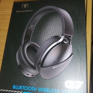 ブルートゥース bluetooth ヘッドフォン 新品未使用