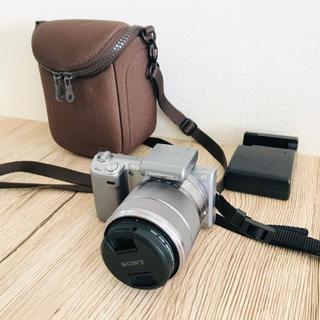 ソニー(SONY)のSony NEX-5N  デジカメ 美品 値段相談可(デジタル一眼)