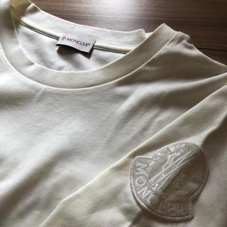 MONCLER - 新品!MONCLER MAGLIA GIROCOLLOロングTシャツ