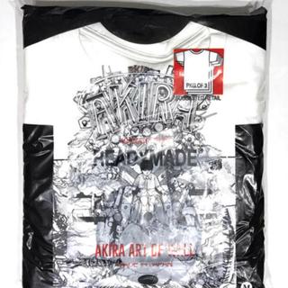 アキラプロダクツ(AKIRA PRODUCTS)のAKIRA ART OF WALL × READYMADE (Tシャツ/カットソー(半袖/袖なし))