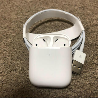 Apple - airpods エアーポッズ