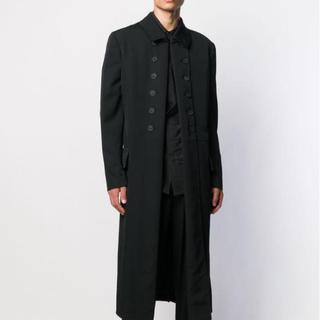 Yohji Yamamoto - Yohji Yamamoto 19aw 無地ナポレオンジャケット