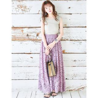 MERCURYDUO - マーキュリーデュオ 新作 スカート ピンク