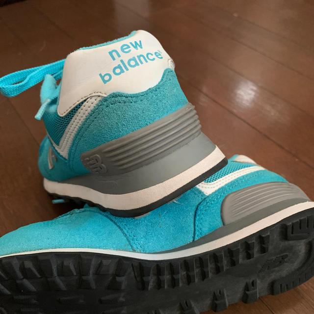 New Balance(ニューバランス)のニューバランス スニーカー レディースの靴/シューズ(スニーカー)の商品写真