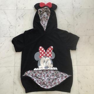 ディズニー(Disney)のミニーマウス パーカー(パーカー)
